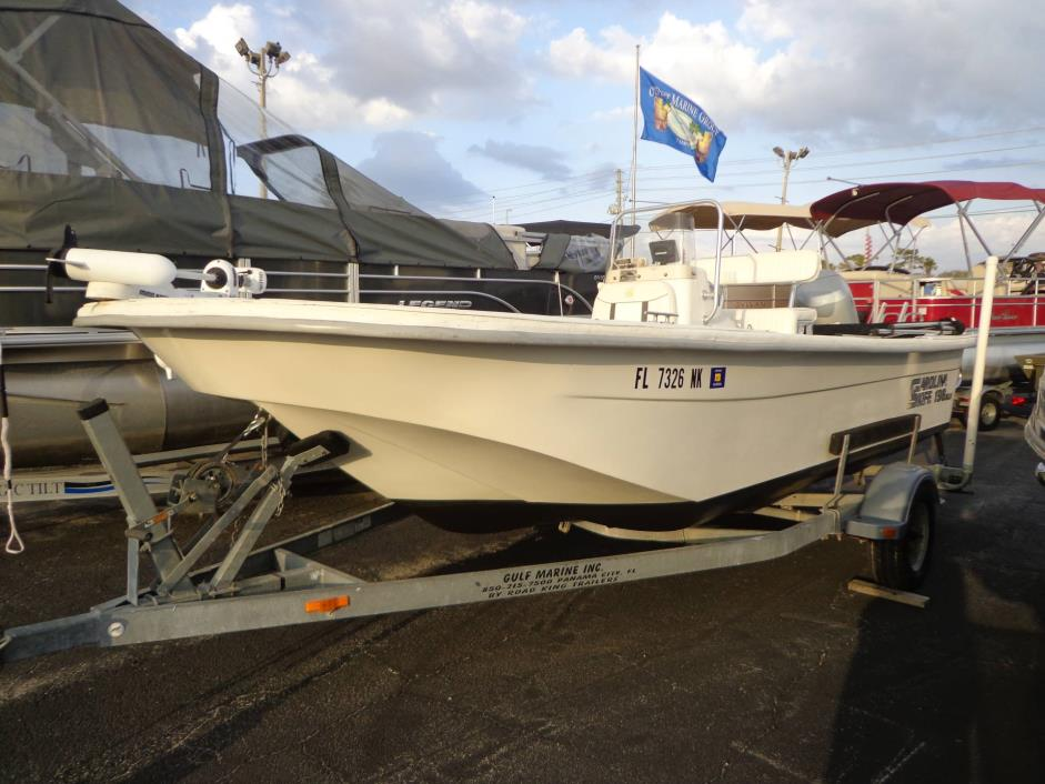 2007 Carolina Skiff 198 DLV