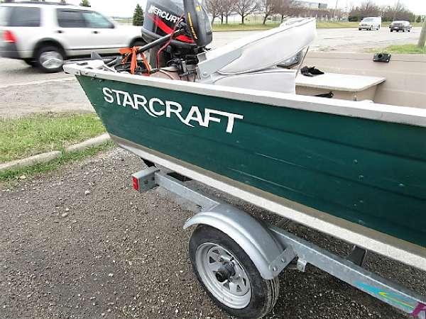 2006 STARCRAFT MARINE SeaFarer 14 TS L