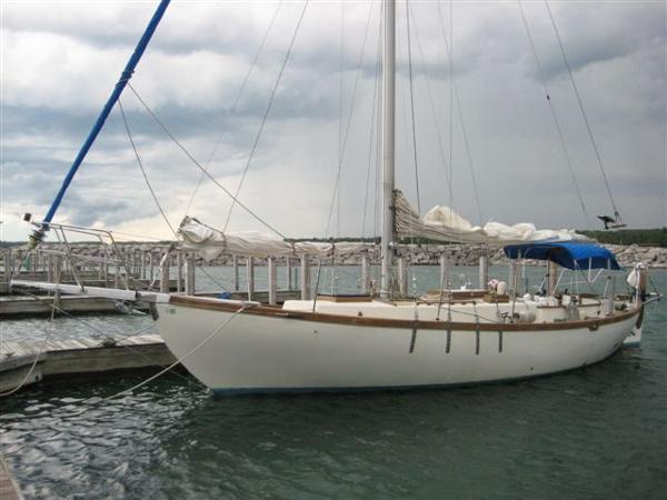 1985 Bluewater Ingrid