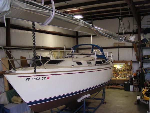 1988 Catalina 30 Tall Rig