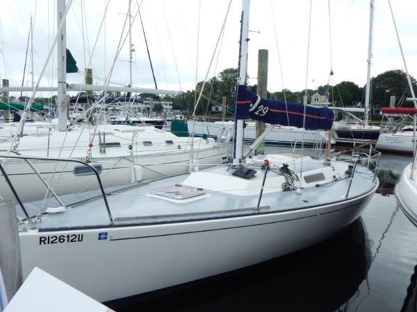 1984 J Boats J/29