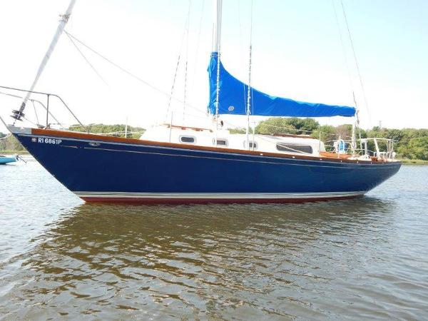 1968 Morgan Centerboard sloop