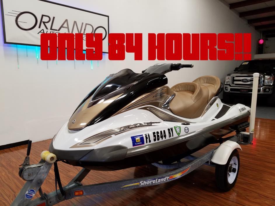 Yamaha Fx High Output Boats for sale