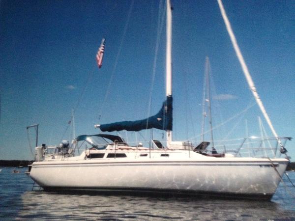 1987 Catalina Wing Keel