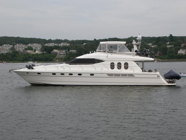 2001 Princess-Viking Sport Cruisers 68 Motor Yacht