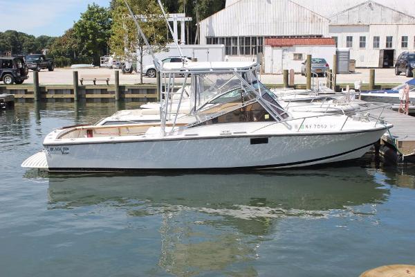 1978 Blackfin 25 Cuddy