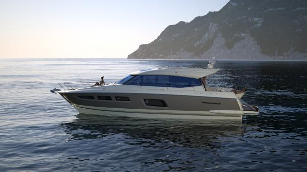 2017 Prestige Yachts 560 S