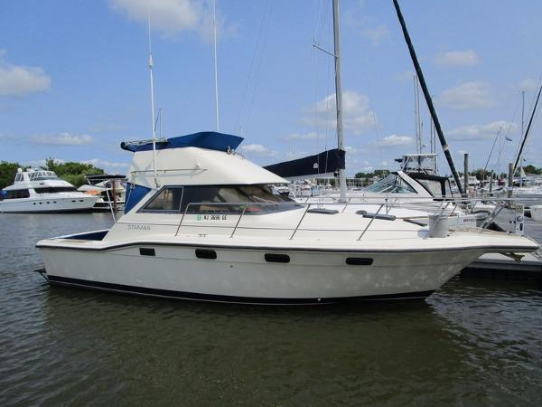 1985 Stamas 30' Arrival