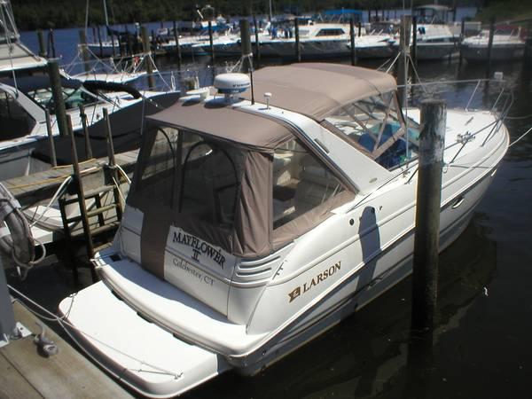 2002 Larson 330 CABRIO
