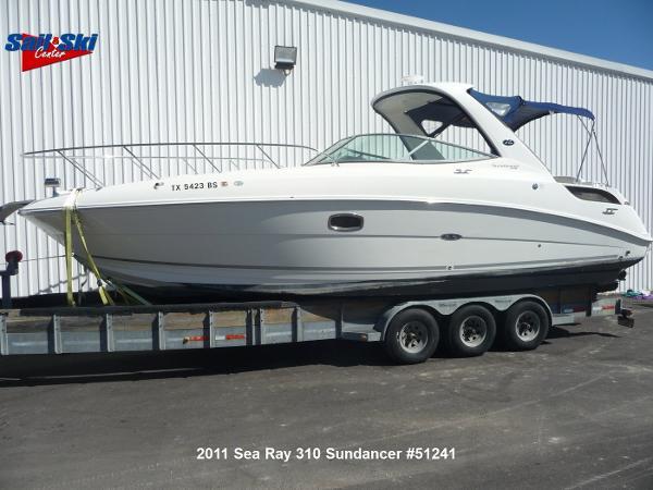 2011 Sea Ray 310 Sundancer