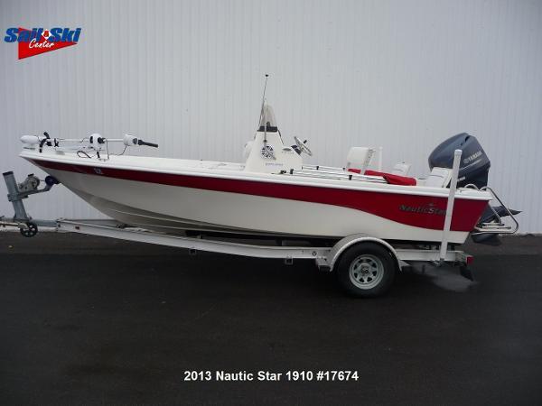 2013 NauticStar 1910 Bay Boat