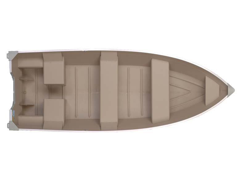 2015 Polar Kraft Dakota V1670L