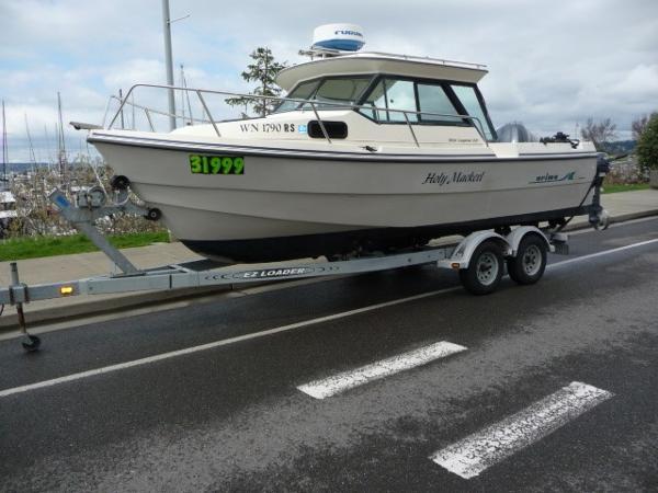 Arima Sea Legend boats for sale