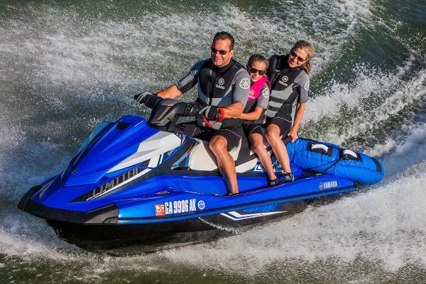 Yamaha vx limited boats for sale for Yamaha waverunner vx
