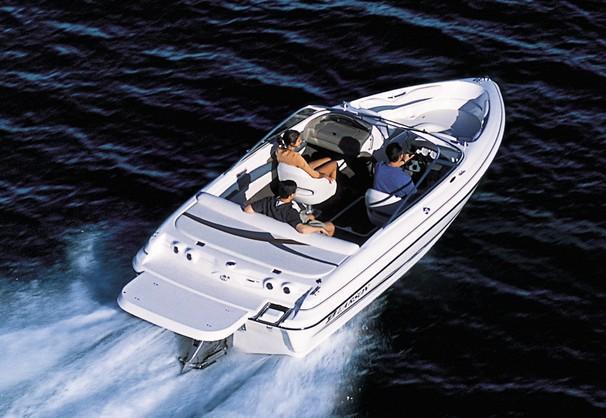 2003 Larson 210 I/O