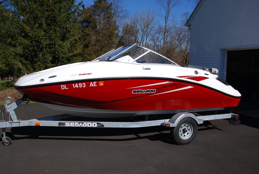 2009 Sea Doo Challenger 180