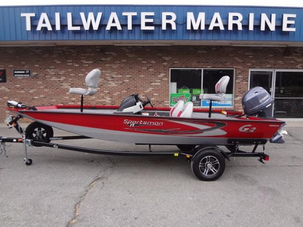 G 3 Sportsman 17 Boats For Sale