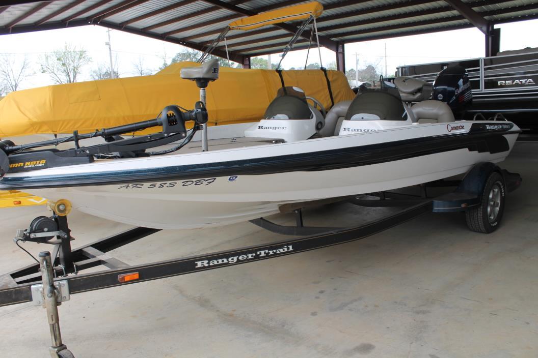 2003 Ranger 185VS