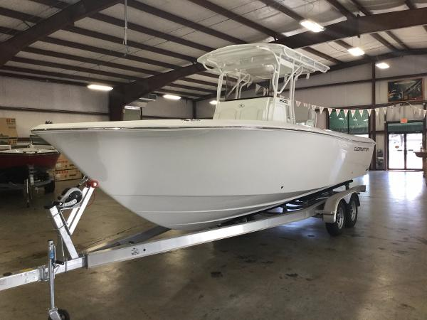 2017 Clearwater 2508 CC (White)