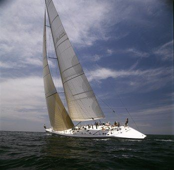 1996 Custom Mega-Sloop