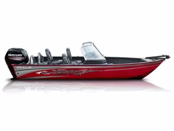 2017 Lund Rebel XS 1650 SS