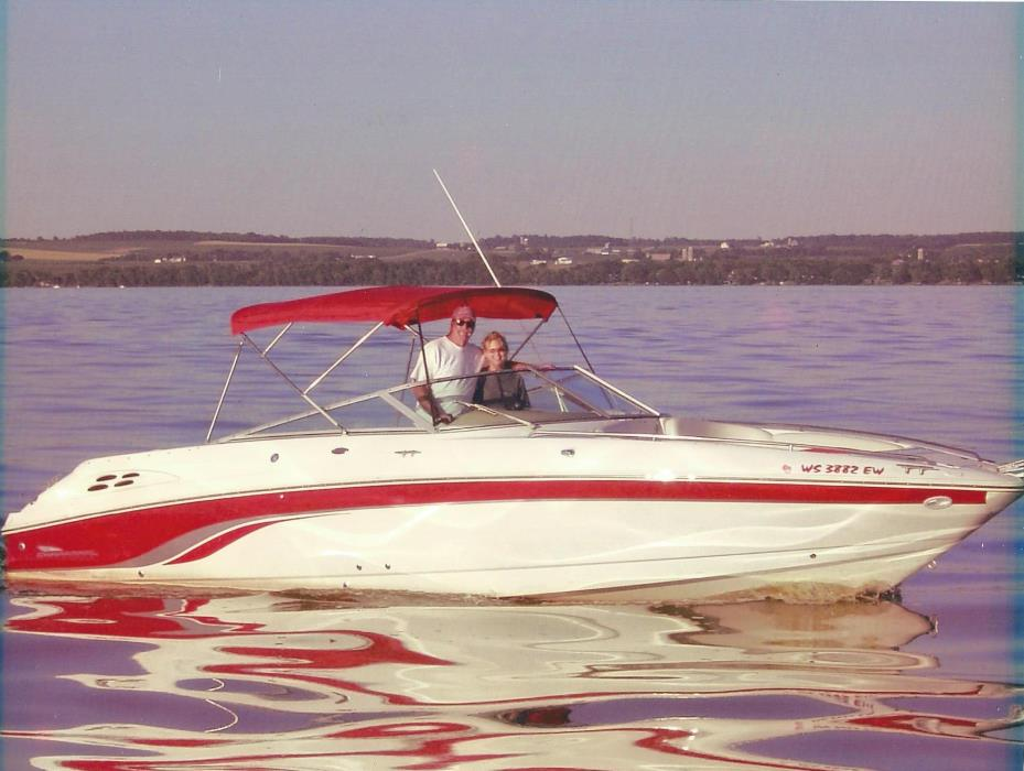 2000 Chaparral 280 SSi