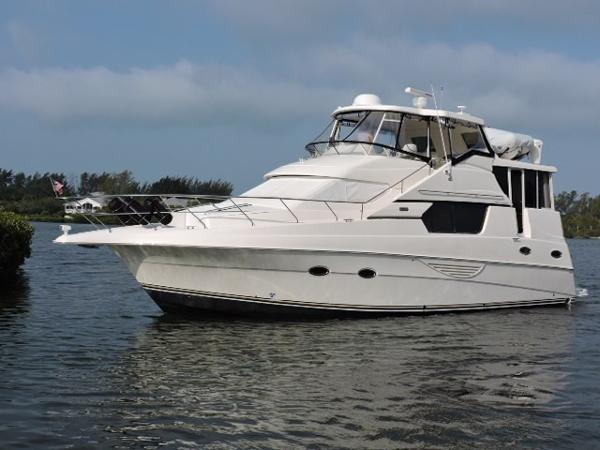 Silverton Motor Yacht Boats For Sale In Venice Florida