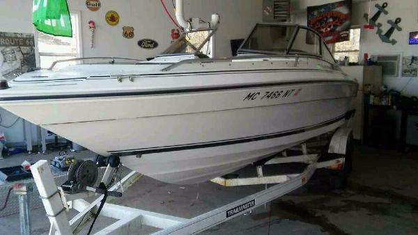 1989 Sea Ray 22 Bowrider