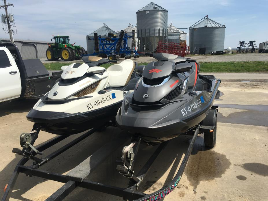 2014 Sea-Doo GTX Limited 260is