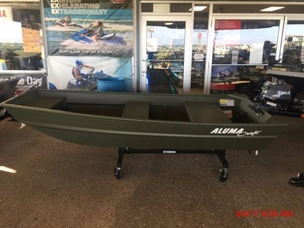 2017 Alumacraft 1036 Jon