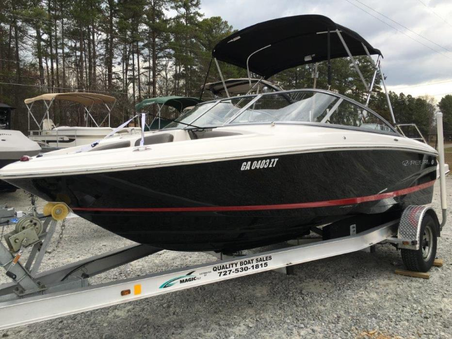 2011 Regal BOWRIDER 1900