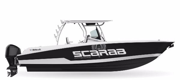 2017 Wellcraft 302 Scarab Offshore