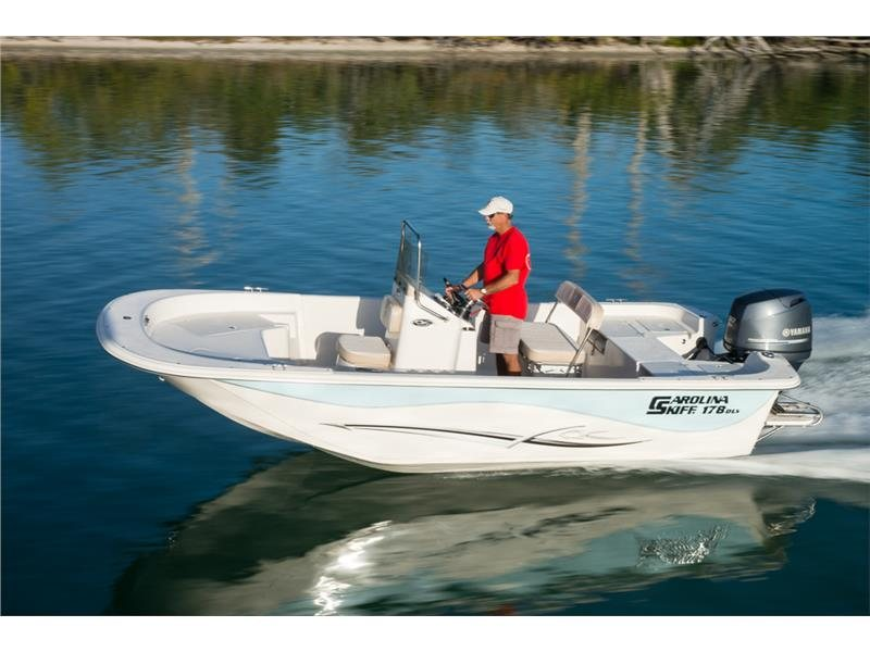 2015 Carolina Skiff DLV 178