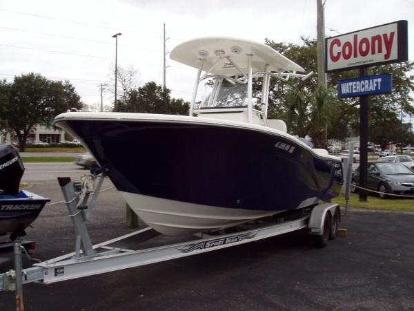 2013 Sea Fox 246 Commander