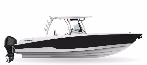 2017 Wellcraft 262 Fisherman
