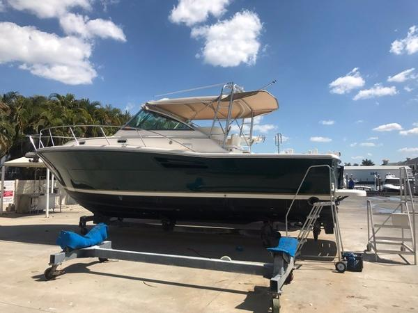 Pursuit 3400 express fisherman boats for sale in florida for Express fishing boats for sale