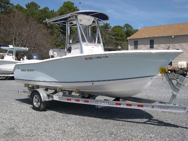 Sea hunt boats for sale in maryland for Outboard motors for sale maryland