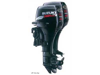 2008 SUZUKI DF50TL