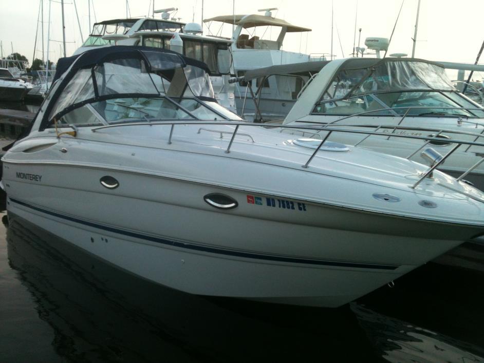 2004 Monterey 265 CR