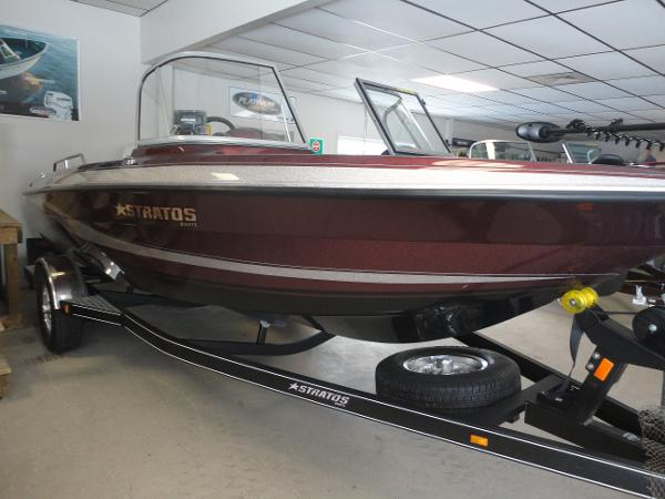 2013 Stratos 386 XF
