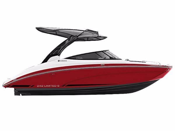 2016 Yamaha Marine 242 Limited S E-Series