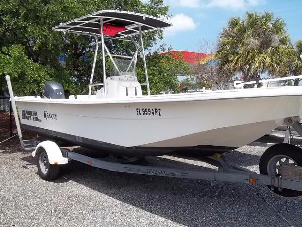 2007 Carolina Skiff 218 DLV