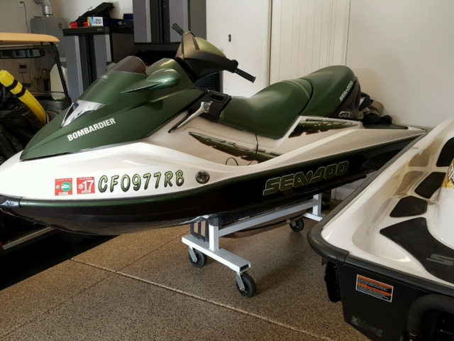 2002 Sea-Doo GTX DI