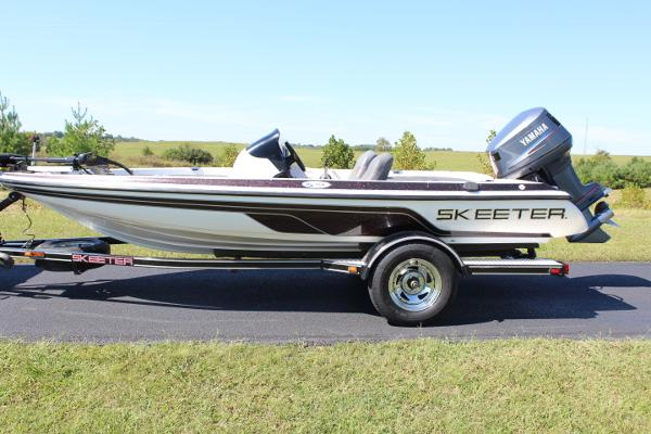 2008 Skeeter SX170 with 115hp