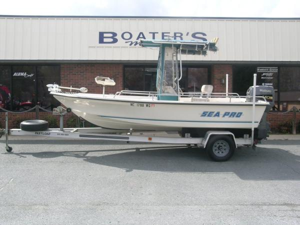 Sea Pro 19 boats for sale