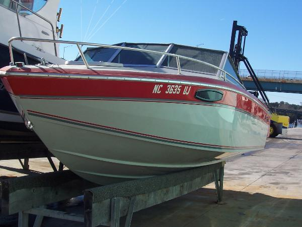 1988 Chris-Craft 210 Scorpion