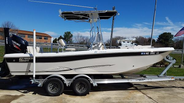 2014 Carolina Skiff 21 Ultra Elite