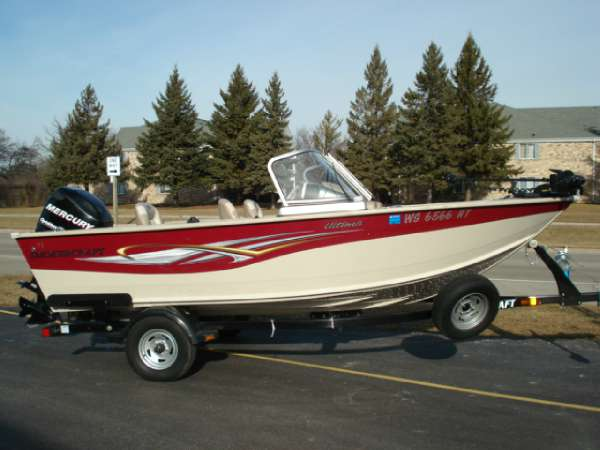 2008 Smoker Craft Ultima 172