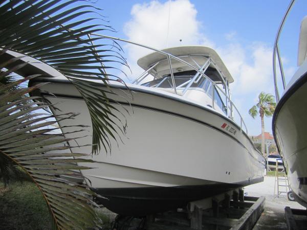 2004 Grady-White 282 Sailfish WA