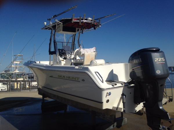 Sea Hunt 220 Triton Boats For Sale